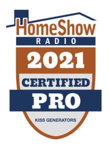 HomeShow Radio 2021 Badge